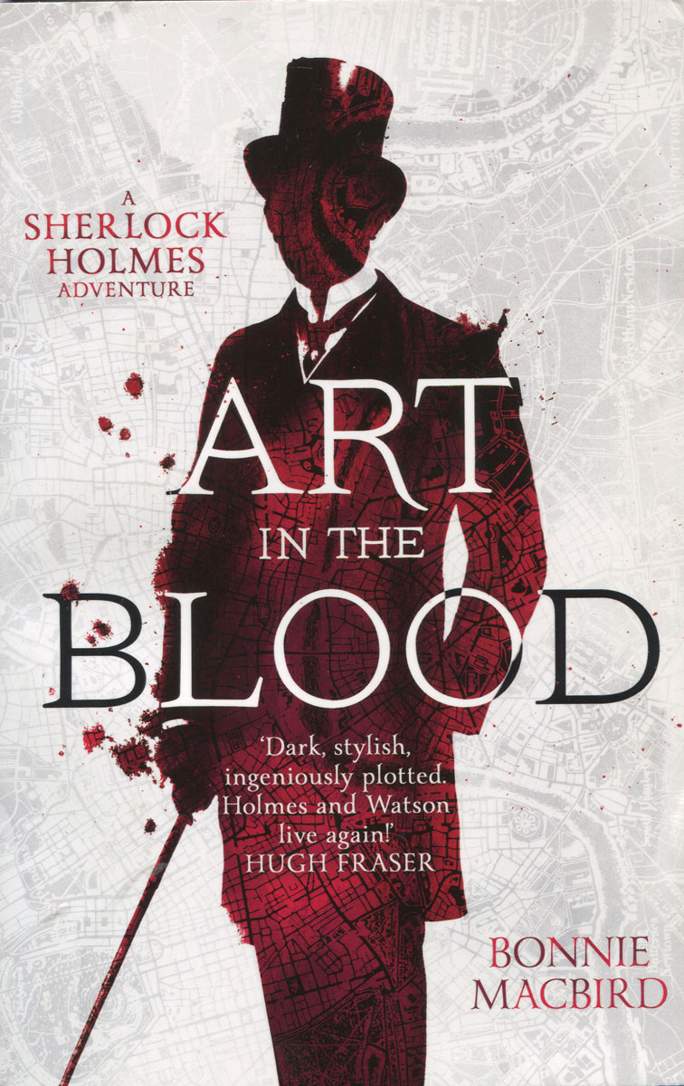 Art in the Blood: A Sherlock Holmes Adventure dayle a c the adventures of sherlock holmes рассказы на английском языке