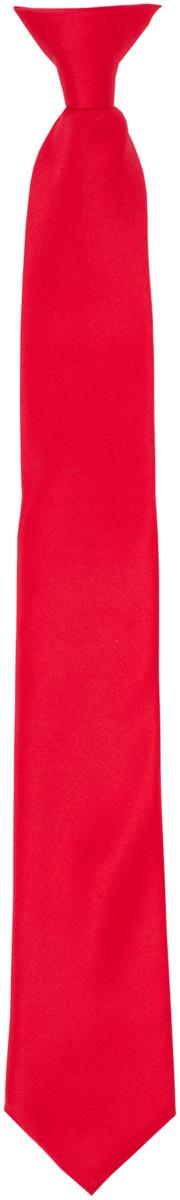 Галстук для мальчика Gulliver, цвет: красный. 217GSBC8607. Размер 122/140217GSBC8607Красивый галстук для школьной формы - достойное завершение делового ансамбля. Для удобства и экономии драгоценного утреннего времени, модель имеет аккуратную прищепку в невидимой зоне, позволяющую в течение нескольких секунд прикрепить галстук к воротнику рубашки. Купить галстук на прищепке, значит, приобрести стильный и удобный аксессуар для создания образа серьезного, уверенного в себе юноши.
