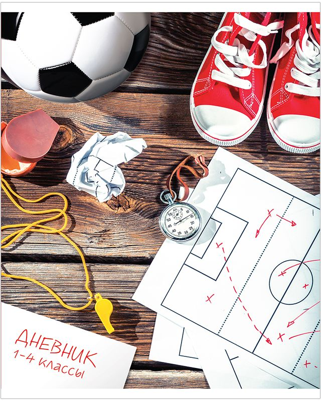 Спейс Дневник школьный Спорт для 1-4 классов спейс дневник школьный россия коллаж для 5 11 классов
