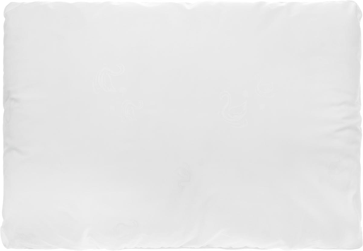 Подушка Ecotex Лебяжий пух - Комфорт, наполнитель: пух, полиэстер, 50 х 70 смПЛСК57Подушка Ecotex Лебяжий пух - Комфорт - это удивительный комфорт и актуальный стиль. Чехол подушки выполнен из микрофибры (100% полиэстер). Наполнитель - микроволокно DownFill (Лебяжий пух, полиэстер). Подушка имеет классическую квадратную форму и изысканный внешний вид. Важные потребительские свойства подушки Ecotex Лебяжий пух - Комфорт:- дарит тепло, позволяя телу дышать;- мягкость;- эластичность;- легкость;- гипоаллергенность;- легко стирается, быстро сохнет; - сохраняя свои первоначальные свойства и форму;- эффект кожи персика.Оптимальный микроклимат во время сна, бодрость и свежесть каждого утра - это комфорт, которого вы заслуживаете!