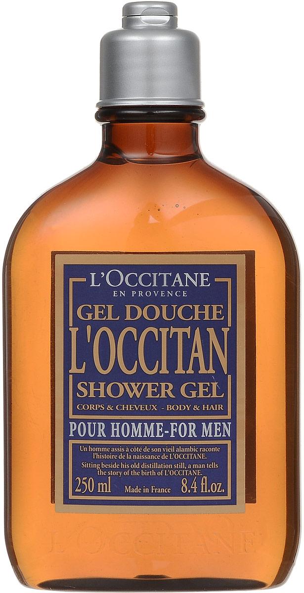 L'Occitane En Provence Гель для ванны и душа Лаванда и перец, 250 мл440223