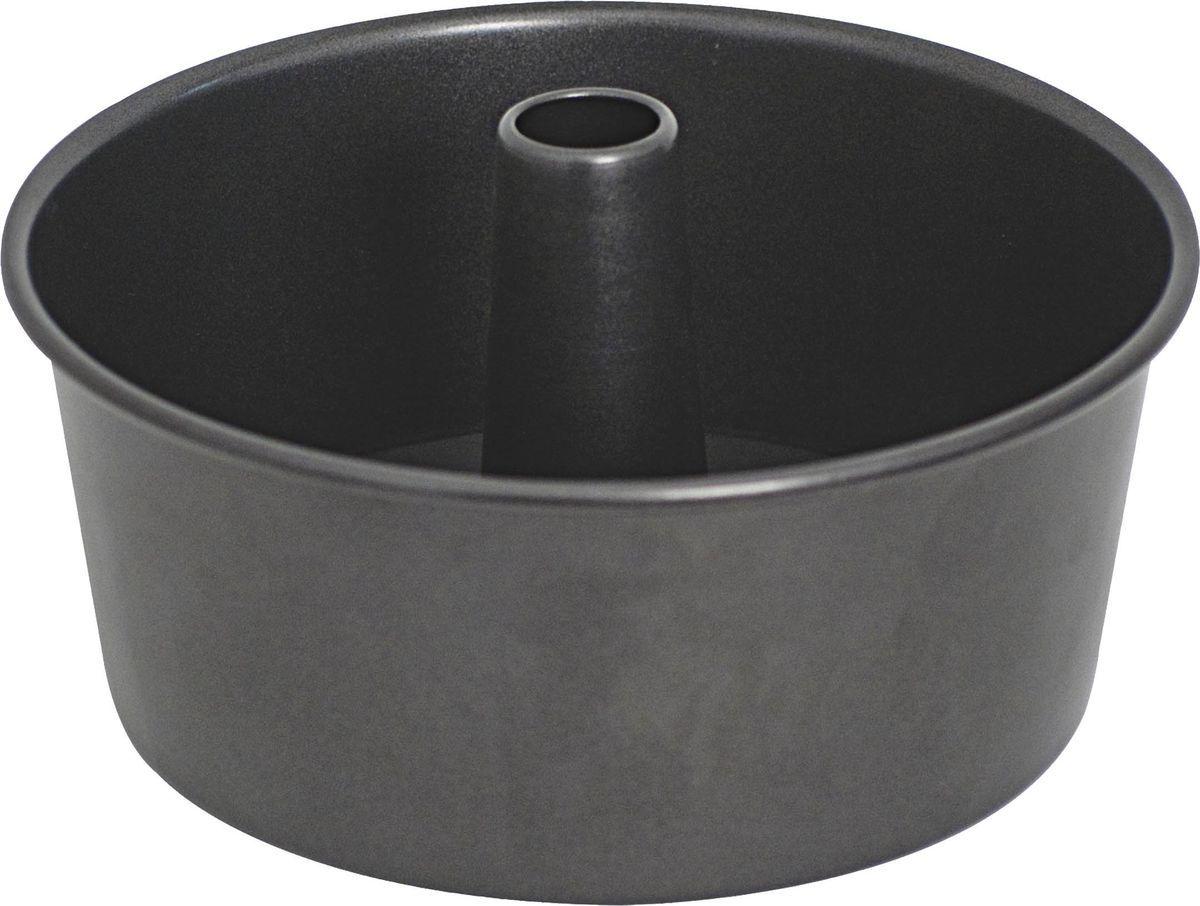 Форма для кекса Salt&Pepper Heavy Bake, 25 х 10 смBAM33299Форма Salt&Pepper Heavy Bake предназначена для кекса. Корпус формы выполнен из углеродистой стали для энергосберегающего и равномерного прогревания, что обеспечивает однородность выпечки. Внутреннее покрытие - двухслойное антипригарное, которое не содержит ПФОК, что позволяет легко извлечь выпечку из формы. Толстые стенки корпуса предотвращают деформацию. Форма легко моется. Рекомендуется мыть вручную.Подходит для использования в духовом шкафу. Рекомендуется использовать деревянные и силиконовые аксессуары.Диаметр формы: 25 см.Высота стенок: 10 см.