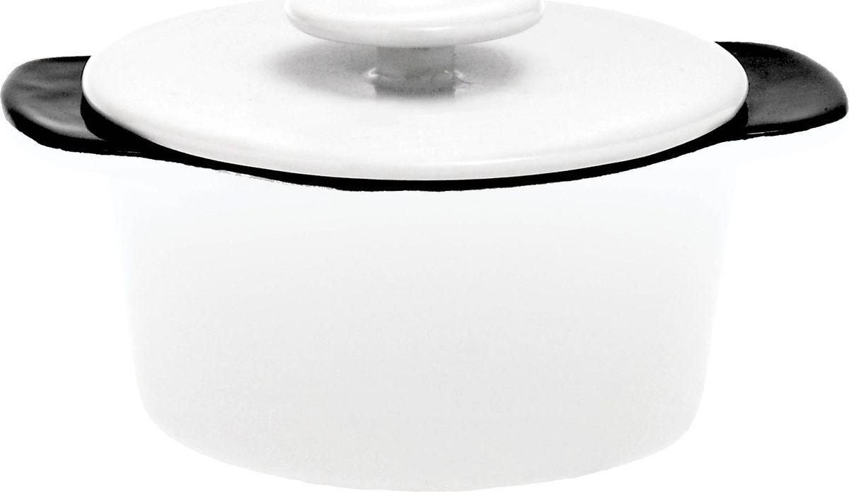 Набор мини-кастрюль Salt&Pepper Soho, с крышкой, 11 х 2 см, 6 штBAM33882Контрастный и минималистичный дизайн, практичность - вот квинтэссенция стиля на кухне.