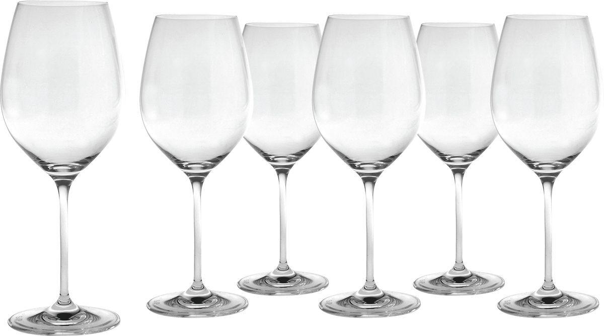 Набор бокалов для белого вина Salt&Pepper Cuvee, 470 мл, 6 штOO 30961Невероятная коллекция бокалов Salt&Pepper Cuvee, выполненная из стекла, является продуктом высокого качества. При производстве используются самые современные технологии. Утонченная форма позволит вам еще больше наслаждаться любимыми напитками.