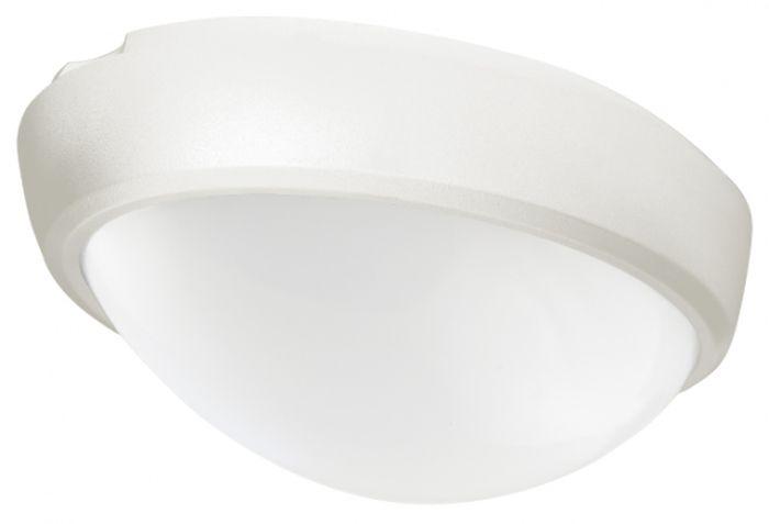 Светильник светодиодный Jazzway PBH-PC-OA, накладной, IP65, 960 Лм, 4000K, 12 Вт.1024602Jazzway Светильник LED накладной PBH-PC-OA 12W 960Lm 4000K белый овал