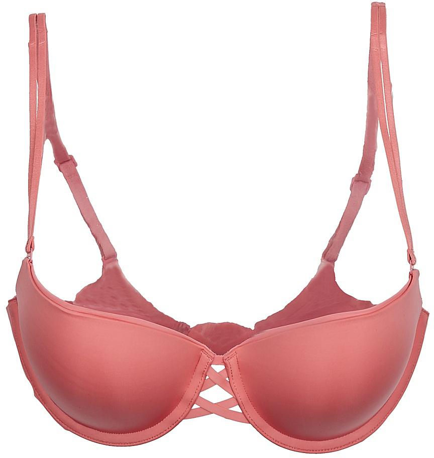 Бюстгальтер Calvin Klein Underwear, цвет: розовый. QF1191E_TI5. Размер 36C (80C) бюстгальтер patti belladonna белый 80c ru