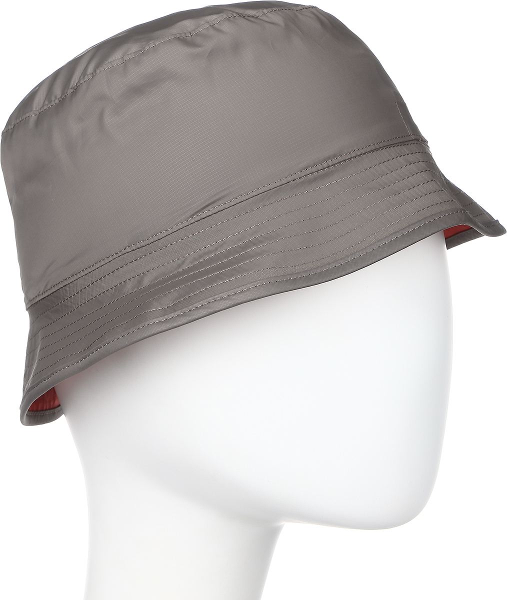 Панама The North Face Sun Stash Hat, цвет: тауп. T0CGZ0RDQ. Размер S/M (56/57) бейсболка the north face mudder trucker hat цвет хаки бежевый t0cgw2scg размер универсальный