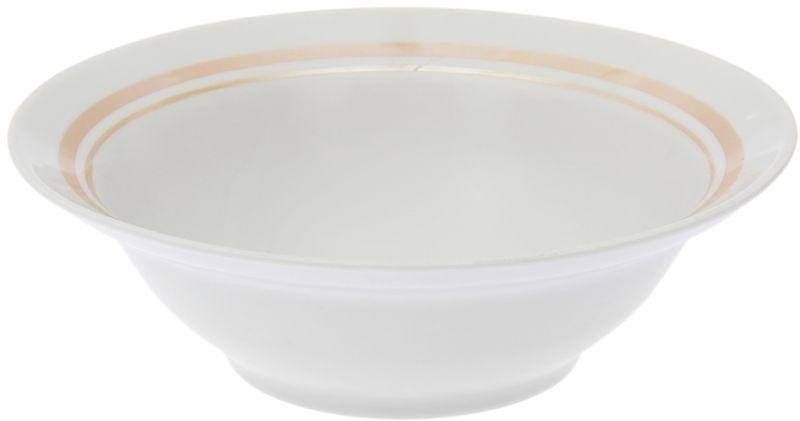 """От качества посуды зависит не только вкус еды, но и здоровье человека. Миска """"Отводка люстром"""" - товар, соответствующий российским стандартам качества. Любой хозяйке будет приятно держать его в руках. С такой посудой и кухонной утварью приготовление еды и сервировка стола превратятся в настоящий праздник."""