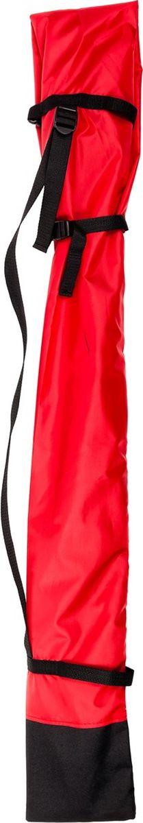 Чехол для палок для скандинавской ходьбы  CMD Sport , цвет: красный, 140 см - Скандинавская ходьба