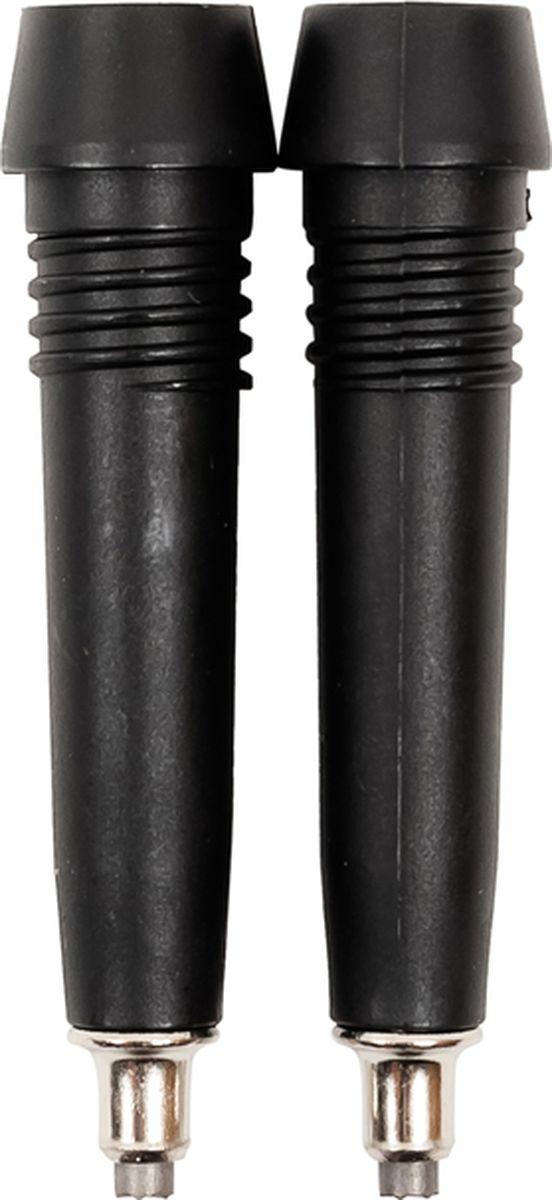 Наконечники для телескопических палок для скандинавской ходьбы CMD Sport, металлические, 2 штCMD-tip-1Металлические наконечники для телескопических палок CMD Sport, NordicPro изготовлены из прочного сплава, что повышает их износостойкость и долговечность. Металлические наконечники предназначены для ходьбы по грунту, снегу, траве.