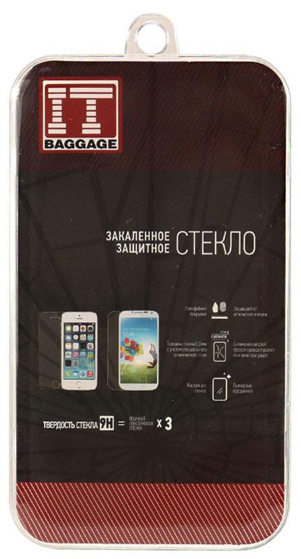 IT Baggage ITMZU10G защитное стекло для Meizu U10ITMZU10GЗакаленное стекло IT Baggage для Meizu U10 - это самый верный способ защитить экран от повреждений и загрязнений. Обладает высочайшим уровнем прозрачности и совершенно не влияет на отклик экранного сенсора и качество изображения. Препятствует появлению отпечатков и пятен. Удалить следы жира и косметики с поверхности аксессуара не составить ни какого труда.Характеристики защитного стекла делают его износостойким к таким механическим повреждениям, как царапины, сколы, потертости. При сильном ударе разбившееся стекло не разлетается на осколки, предохраняя вас отпорезов, а экран устройства от повреждений.После снятия защитного стекла с поверхности дисплея, на нем не остаются повреждения, такие как потертости и царапины.