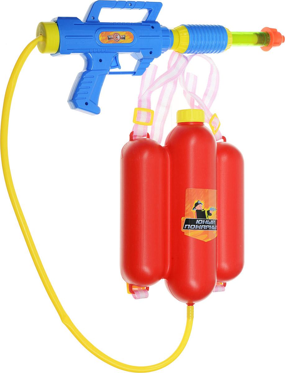 Dream Makers Водный автомат Юный пожарный цвет синий