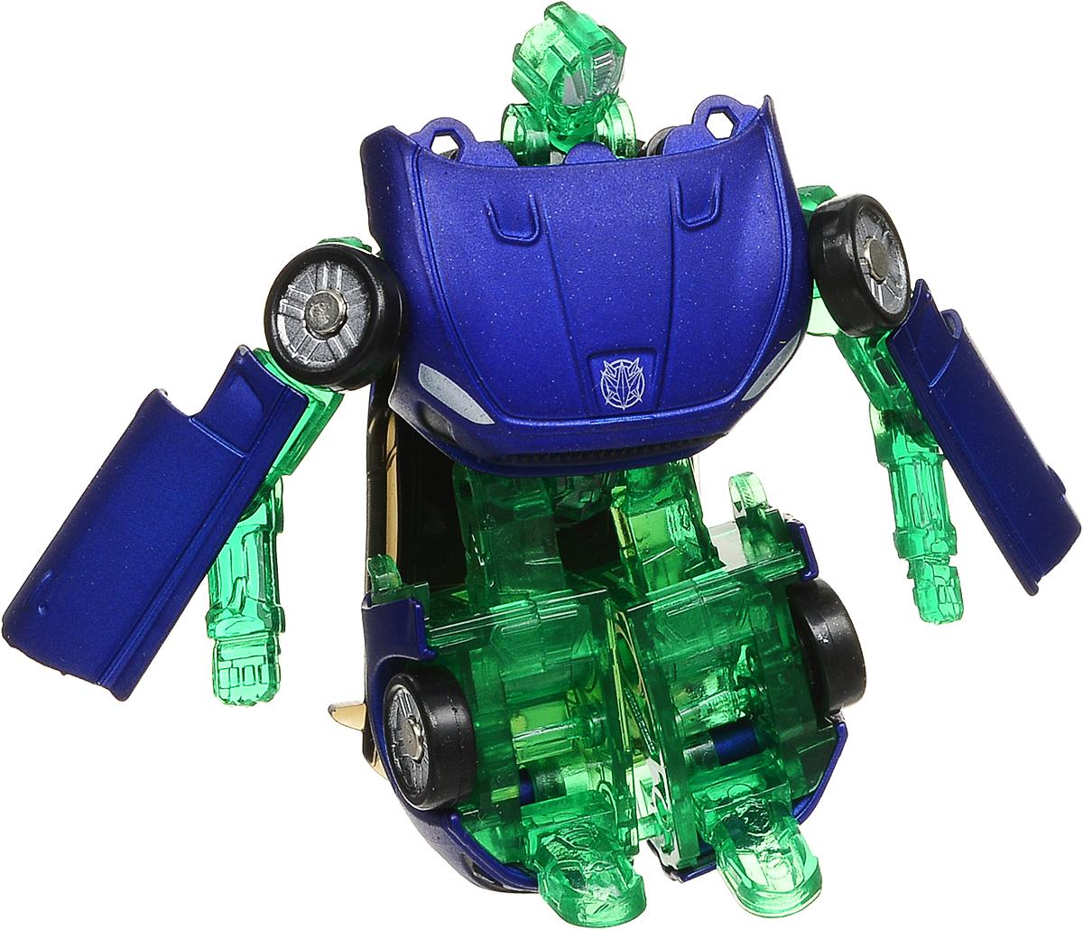 Yako Робот-трансформер цвет зеленый синий игра yako кухня y18614127
