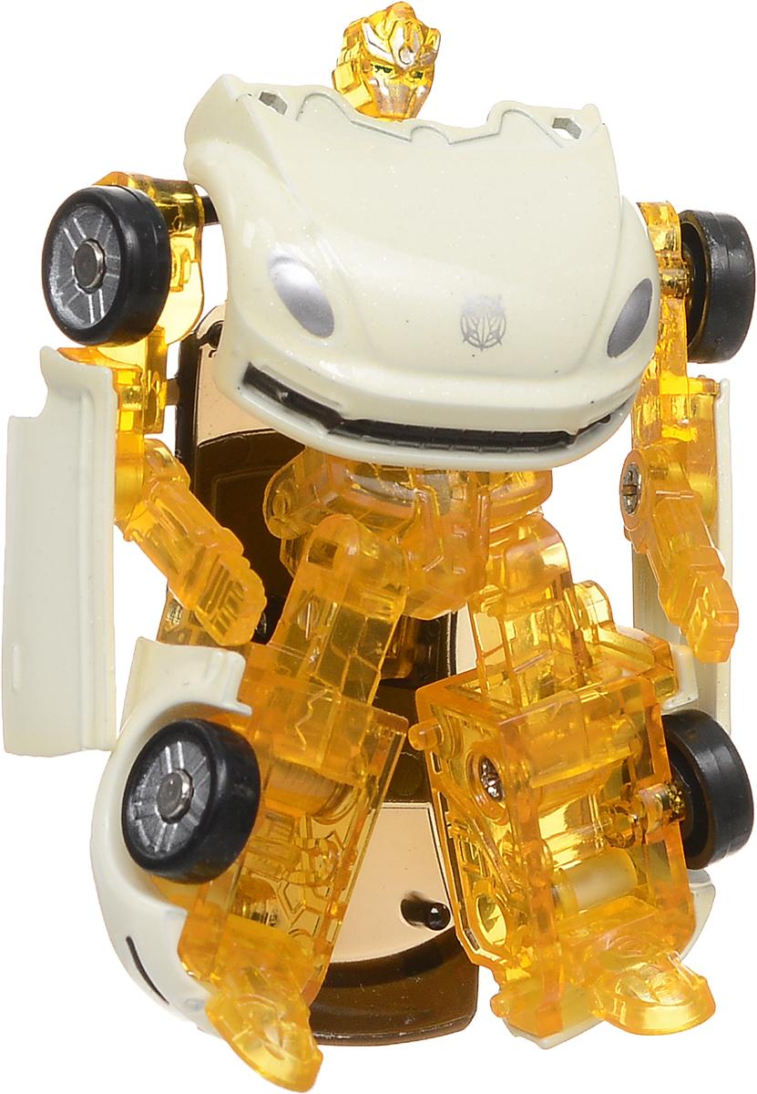 Yako Робот-трансформер цвет желтый кремовый хочу машину вторые руки