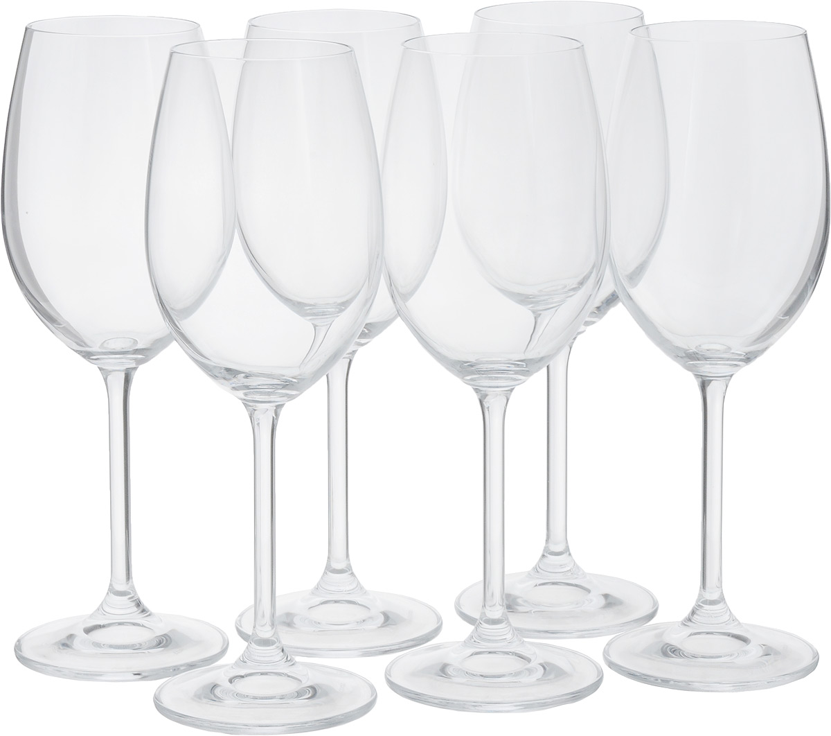 Набор бокалов для белого вина Tescoma Charlie, 350 мл, 6шт набор бокалов для бренди коралл 40600 q8105 400 анжела