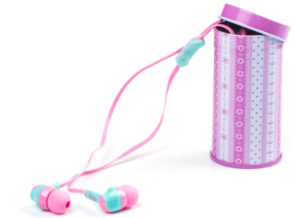 Harper Kids HK-42, Violet наушники00-00001205Наушники-вкладыши Harper Kids HK-42 отлично передают звук не только во время прослушивания музыки, но и при разговоре по телефону (встроенный микрофон позволяет использовать Harper Kids HK-42 в качестве телефонной гарнитуры).Наушники поставляются в пяти сочных цветовых решения, среди которых не только универсальные черный и белый, но и яркие зеленый, желтый, фиолетовый, розовый и голубой.Футляр, который поставляется в комплекте с наушниками, имеет гармонирующую с ними расцветку и оригинальный рисунок, что превращает его в стильный аксессуар. При этом наушники, которые хранятся в футляре, меньше пылятся, реже ломаются и гораздо дольше служат.Все органы управления наушниками сконцентрированы в одной кнопке на проводе. При помощи специальной комбинации нажатий, указанной в инструкции к наушникам, вы сможете принимать/завершать входящие вызовы (функция телефонной гарнитуры), переключать треки, запускать и ставить на паузу музыку, перематывать треки вперед и назад.