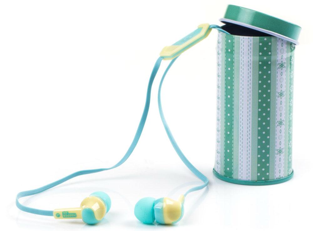 Harper Kids HK-42, Light Blue наушники00-00001203Наушники-вкладыши Harper Kids HK-42 отлично передают звук не только во время прослушивания музыки, но и при разговоре по телефону (встроенный микрофон позволяет использовать Harper Kids HK-42 в качестве телефонной гарнитуры).Наушники поставляются в пяти сочных цветовых решения, среди которых не только универсальные черный и белый, но и яркие зеленый, желтый, фиолетовый, розовый и голубой.Футляр, который поставляется в комплекте с наушниками, имеет гармонирующую с ними расцветку и оригинальный рисунок, что превращает его в стильный аксессуар. При этом наушники, которые хранятся в футляре, меньше пылятся, реже ломаются и гораздо дольше служат.Все органы управления наушниками сконцентрированы в одной кнопке на проводе. При помощи специальной комбинации нажатий, указанной в инструкции к наушникам, вы сможете принимать/завершать входящие вызовы (функция телефонной гарнитуры), переключать треки, запускать и ставить на паузу музыку, перематывать треки вперед и назад.