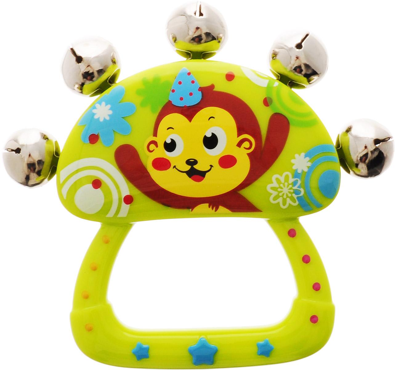 Huile Toys Погремушка Обезьянка huile toys развивающая игрушка руль