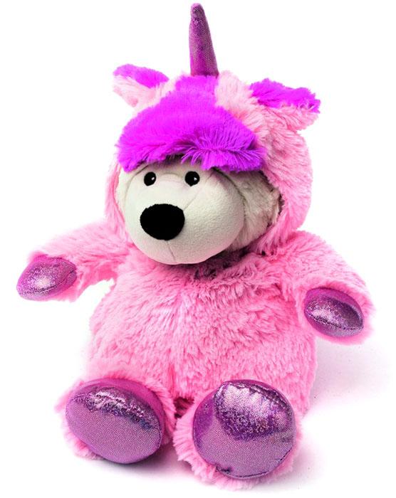 Warmies Мягкая игрушка-грелка Унси цвет розовый