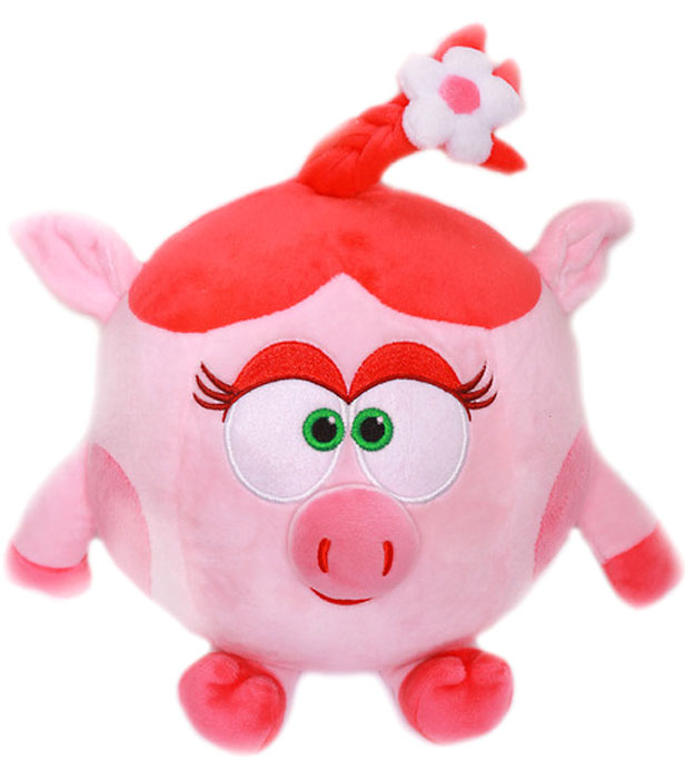 Warmies Мягкая игрушка-грелка Смешарики Нюша
