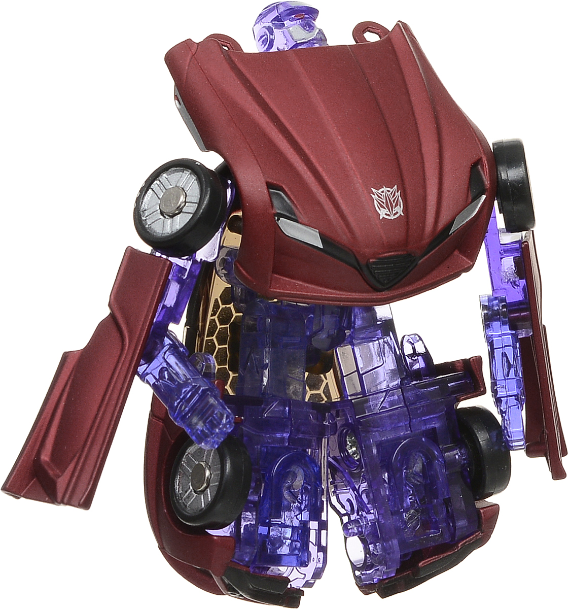 Yako Робот-трансформер цвет синий бордовый кукла yako m6579 6