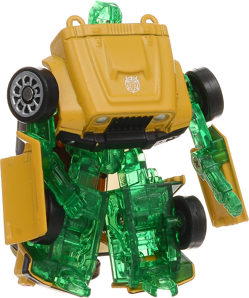 Yako Робот-трансформер цвет желтый зеленый купить магнитолу пионер в машину недорого