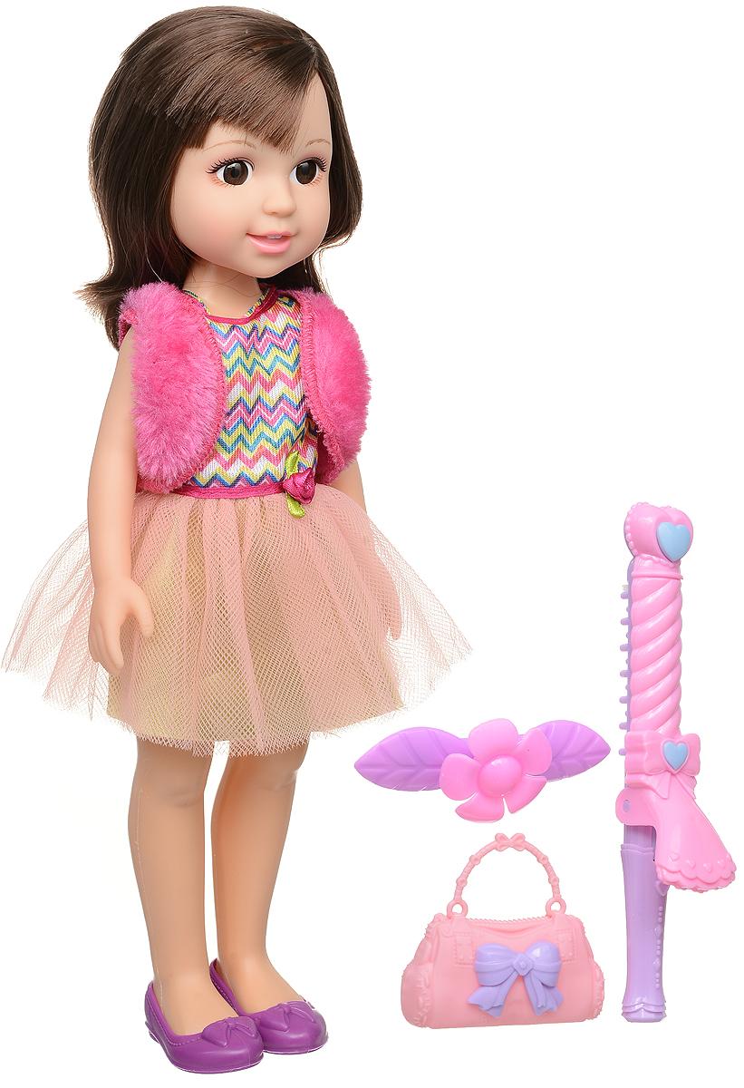 Yako Кукла Jammy Модница брюнетка куклы bonna кукла jammy 25 см невеста
