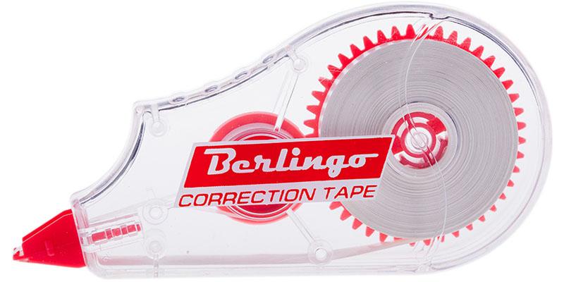 Berlingo Корректирующая лента 5 х 12000 мм tukzar корректирующая лента retype