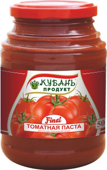 Кубань Продукт паста томатная, 500 г