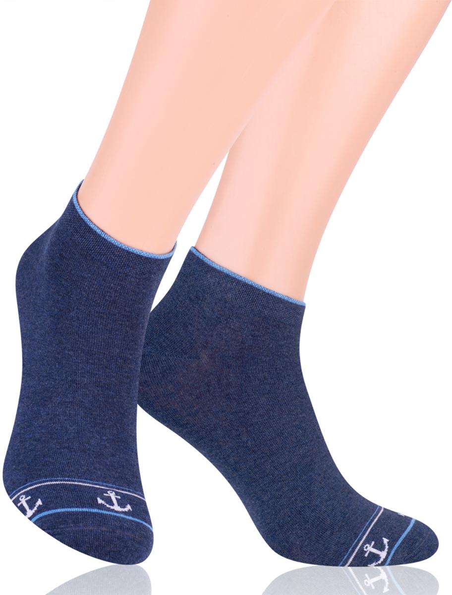 Носки мужские Steven, цвет: джинсовый. 117 (YG07). Размер 41/43117 (YH07)/117 (YG07)Носки Steven изготовлены из качественного материала на основе хлопка. Модель имеет мягкую эластичную резинку. Носки хорошо держат форму и обладают повышенной воздухопроницаемостью.