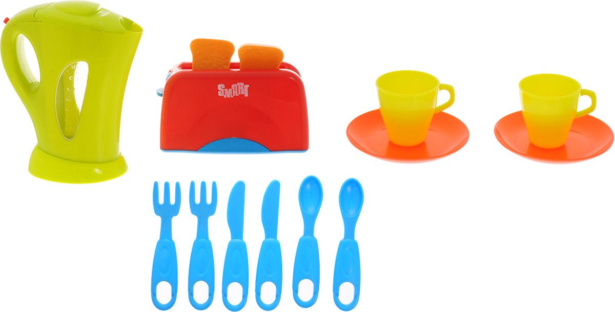 HTI Игровой набор Завтрак Smart ролевые игры hti микроволновая печь