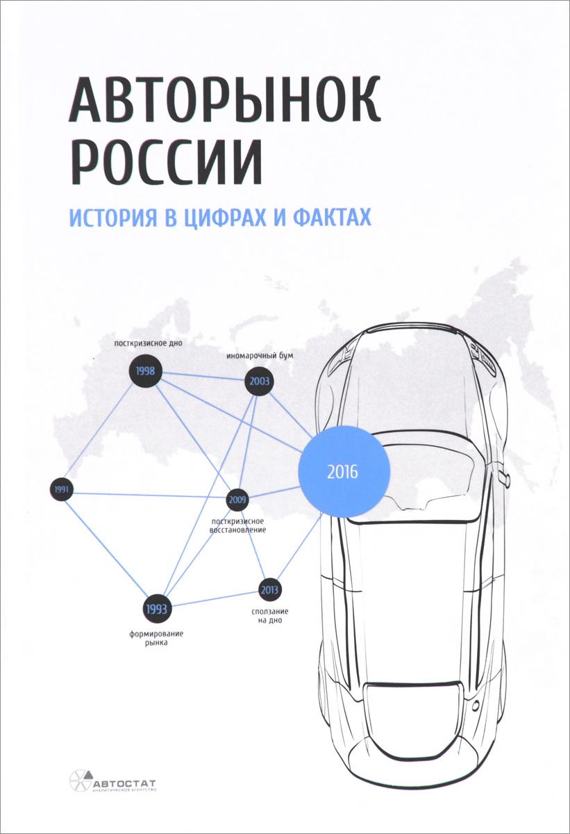 Авторынок России. История в цифрах и фактах