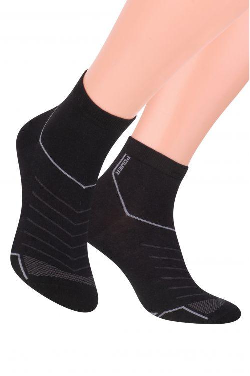 Носки мужские Steven, цвет: черный. 054 (F139). Размер 44/46 носки steven цвет белый 007 ld1 размер 44 46