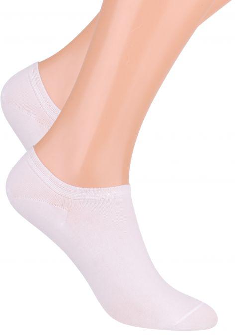 Носки Steven, цвет: белый. 007 (LC1). Размер 41/43007 (LB1)/007 (LC1)/007 (LD1)/007 (LA1)Носки Steven изготовлены из качественного материала на основе хлопка. Укороченная модель отлично прилегает к стопе. Носки хорошо держат форму и обладают повышенной воздухопроницаемостью.