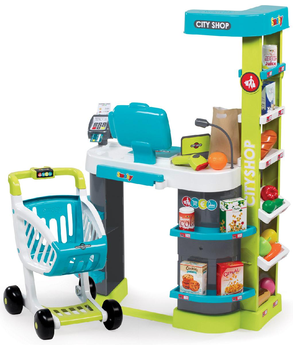 Smoby Игровой набор City Shop