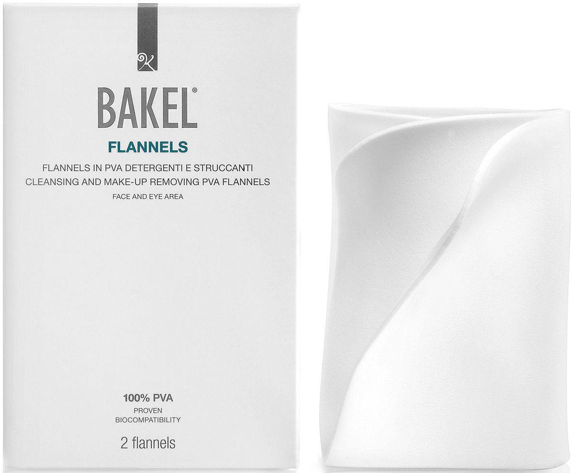 Bakel Cредство для снятия макияжа, 2 шт салфетки для снятия макияжа юзу