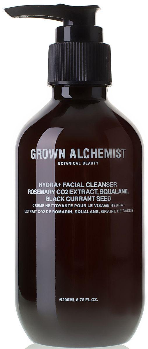 Grown Alchemist Увлажняющий гель для умывания, 200 млGRA0210Очень мягкий масляный гель, превращающийся на коже в нежное молочко для снятия макияжа. Очищает, успокаивает и смягчает. Многофункциональная формула борется с агрессорами окружающей среды, одновременно повышая сопротивляемость кожи к раздражению и старению.
