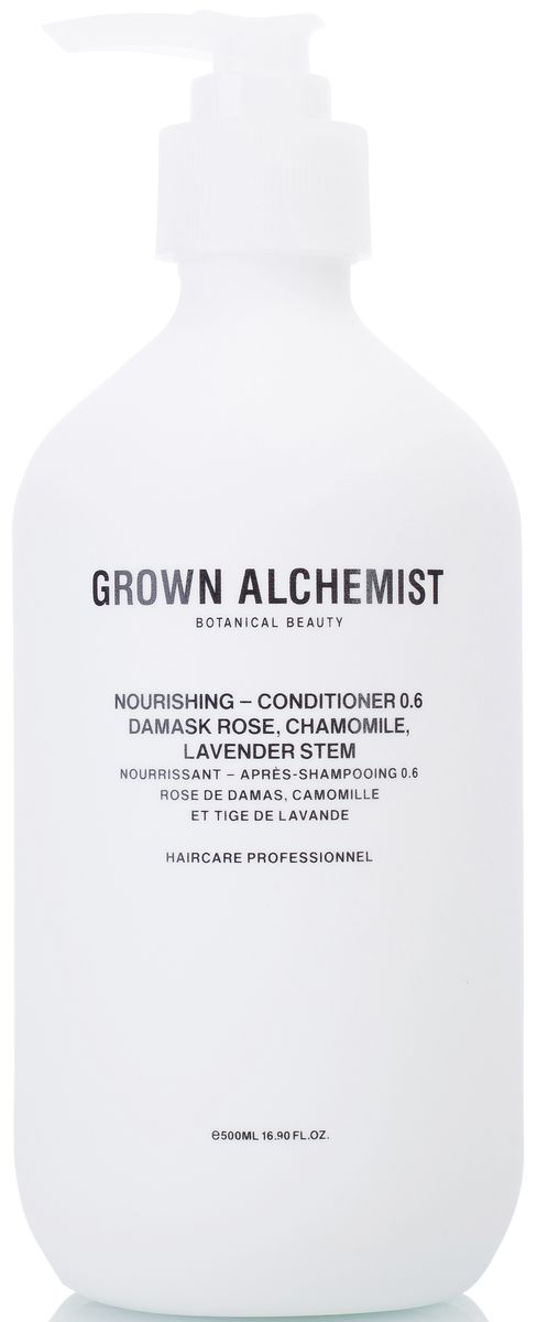 Grown Alchemist Питательный кондиционер для волос, 500 мл grown alchemist жидкое мыло для рук сандал и иланг иланг 500 мл