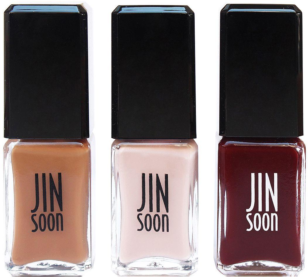 JINsoon Набор лаков для ногтей Classics 1, 3 х 11 млJSS105В набор входит три лака классических оттенков