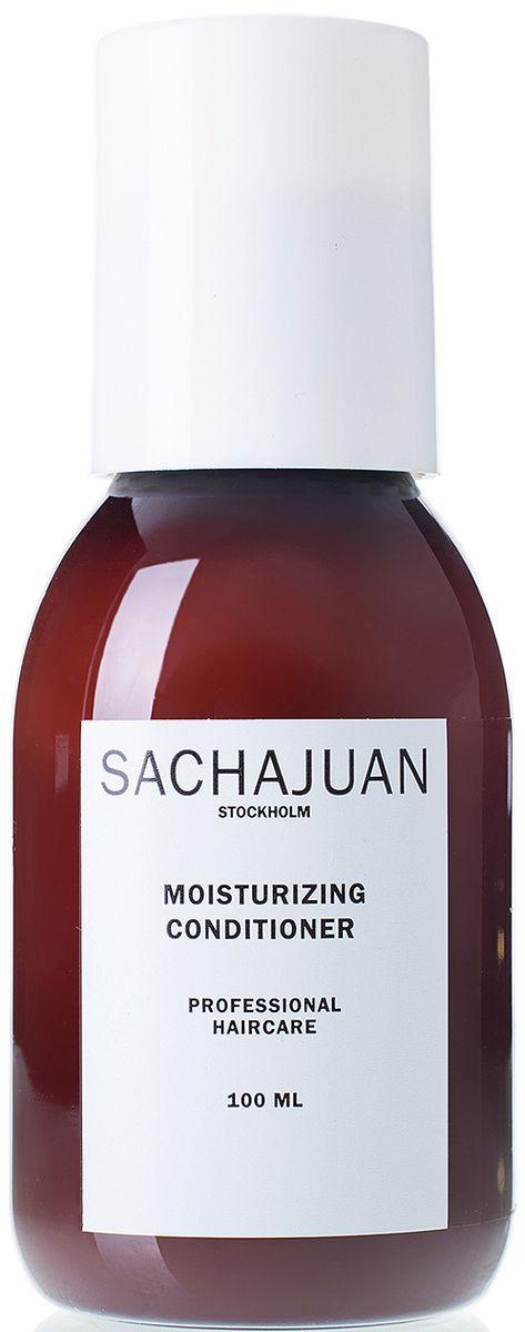 Sachajuan Увлажняющий кондиционер, 100 млSCHJ238Интенсивно увлажняющий кондиционер для сухих и обесцвеченных волос, а также волос, окрашенных в светлые тона или волос с мелированием. Содержит технологию ocean silk и аргановое масло, обеспечивающие оптимальное увлажнение, восстанавливающие повреждения и разглаживающие пушащиеся волосы. Волосы становятся здоровыми, блестящими и послушными.