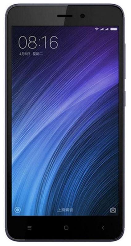 Xiaomi Redmi 4A (32GB), GrayREDMI4AGR32GBСмартфон Xiaomi Redmi 4A стал более миниатюрным, а также обрел продолжительный автономный режим. Обладая пятидюймовым HD экраном и объемным аккумулятором в 3120 мАч, Redmi 4A весит всего лишь 131 г, а благодаря шелковистому матовому пластиковому корпусу и миниатюрным габаритам, вы вовсе не захотите выпускать его из рук.Xiaomi Redmi 4A снабжен энергоемким аккумулятором объемом в 3120 мАч, который, будучи дополненным системой MIUI8 с экономичным расходом энергии на системном уровне, а также множеством различных энергосберегающих технологий, внедренных в экран и процессор, позволяет смартфону продлить автономный режим до 7 дней.Основная камера с разрешением в 13 мегапикселей, позволит вам максимально реалистично сохранить все воспоминания: от встреч с друзьями до красивейших пейзажей. Вы устали от сортировки фотографий? Не проблема, ведь теперь смартфон не только сам может разделять снимки по альбомам и сортировать их по дате съемки, но и позволит в движении просматривать панорамные снимки, а также сохранит все скриншоты в отдельном, специально предназначенном альбоме.Встроенная функция клонирования телефона, активируемая в настройках, поможет смартфону обрести два отдельных системных пространства, одно из которых вы можете использовать, например, для повседневных дел, а второе - для своих маленьких секретов. С помощью разных ключей блокировки можно попасть в разные системные пространства, также можно открыть личные аккаунты, раздельно сохранять личные фотографии и коммерческие тайны, как будто вы имеете два телефона вместо одного.64-разрядный процессор с улучшенными техническими характеристиками Qualcomm Snapdragon 425, поддерживающий Cortex A53, улучшил вычислительные способности смартфона, а при помощи графического процессора Adreno 308, Redmi 4A сможет мгновенно открывать не только приложения, но и объемные 3D игры.Помимо выдающегося качества изображения, 5-дюймовый HD экран Redmi 4A также заботливо предоставляет режим защит