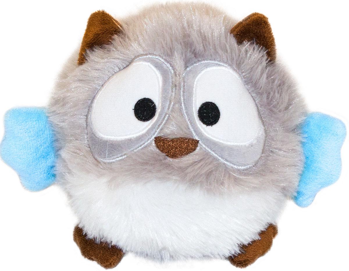 Gulliver Мягкая игрушка Сова-светлячок 30 см игрушка мягкая gulliver пушистый хвостик белочка 30см