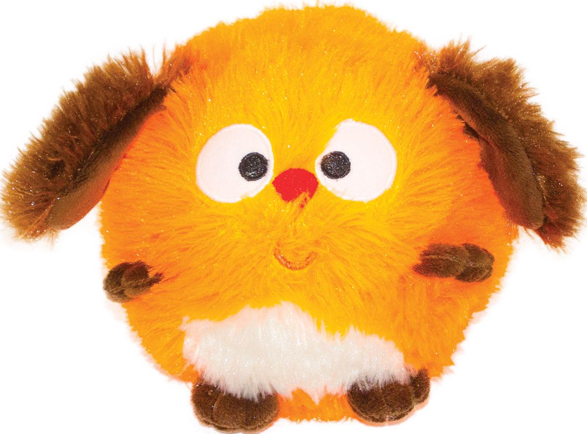 Gulliver Мягкая игрушка Собака-светлячок 30 см