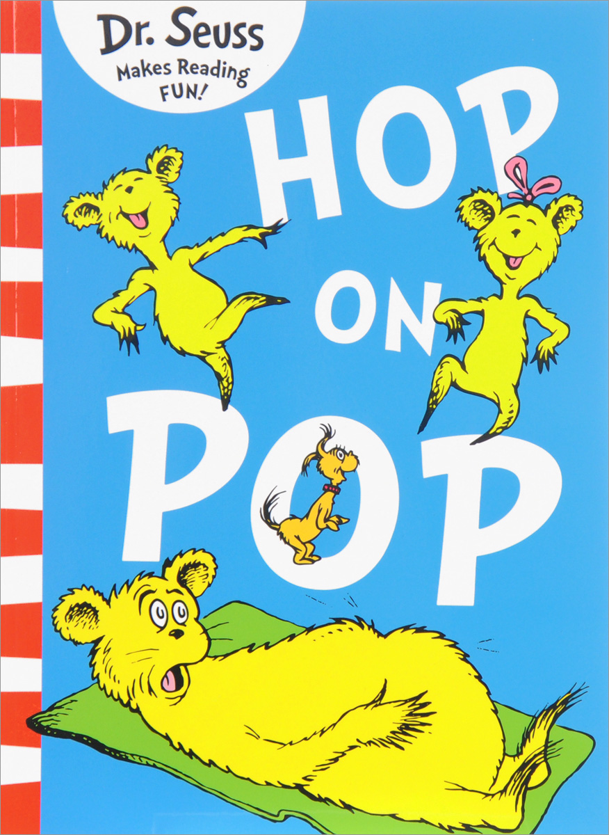 Hop On Pop piano books for the young musician