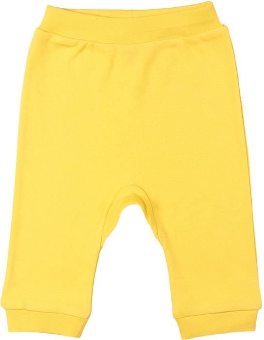 Ползунки для девочки Cherubino, цвет: желтый. CAN 7563 (142). Размер 86 комбинезон для девочки cherubino цвет желтый can 9623 142 размер 86
