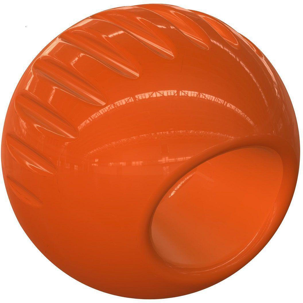 Мяч для собак Petstages OH Bionic, среднийBA-CL103/91728Игрушка Petstages OH Bionic для собак - это супер прочная, супер безопасная и супер увлекательная игрушка. Мячик при бросании отскакивает по непредсказуемой траектории. Что обеспечивает часы веселья и удовольствия. Запатентованный материал Bionic Rubber гарантирует, что ваша собака будет наслаждаться игрой с мячом в течение длительного времени.Очень прочный.Непредсказуемый отскок.Средний размер для собак весом от 6 до 15 кг.Можно заполнять твердыми лакомствами.Можно заполнять влажными кормами и замораживать. Холодная игрушка снимает воспаление и боль при прорезывании зубов у щенков.Мячик плавает.