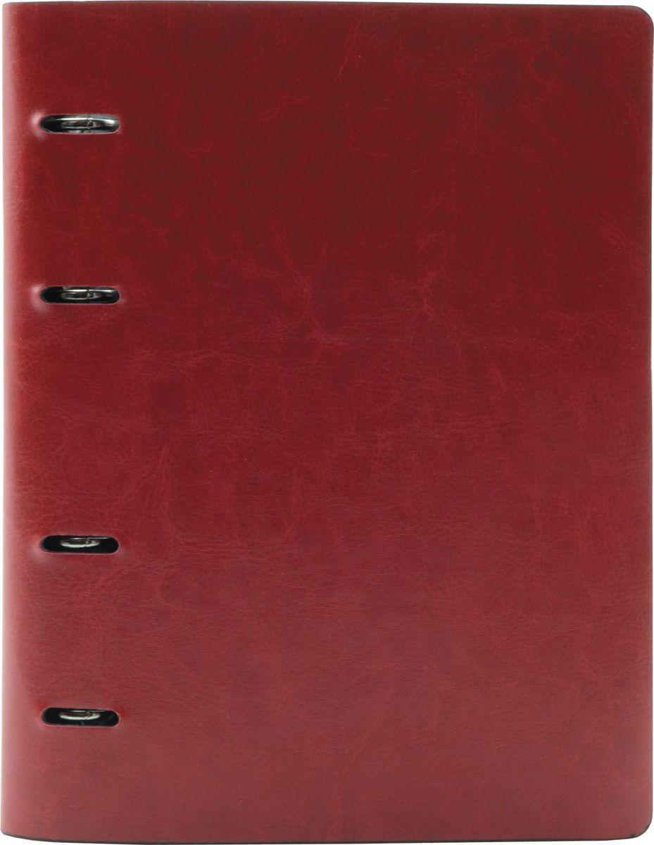 Index Тетрадь 160 листов в клетку цвет красный формат A5ICO01/A5/RDТетрадь Index со сменным внутренним блоком формата A5 отлично подойдет для различных записей.Обложка, выполненная из искусственной кожи, позволит сохранить тетрадь в аккуратном состоянии на протяжении всего времени использования. Внутренний блок состоит из 160 листов в клетку.
