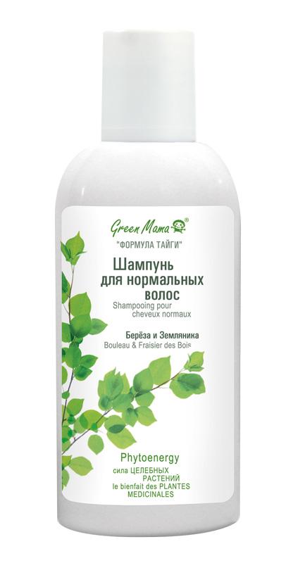 Green Mama Шампунь для нормальных волос
