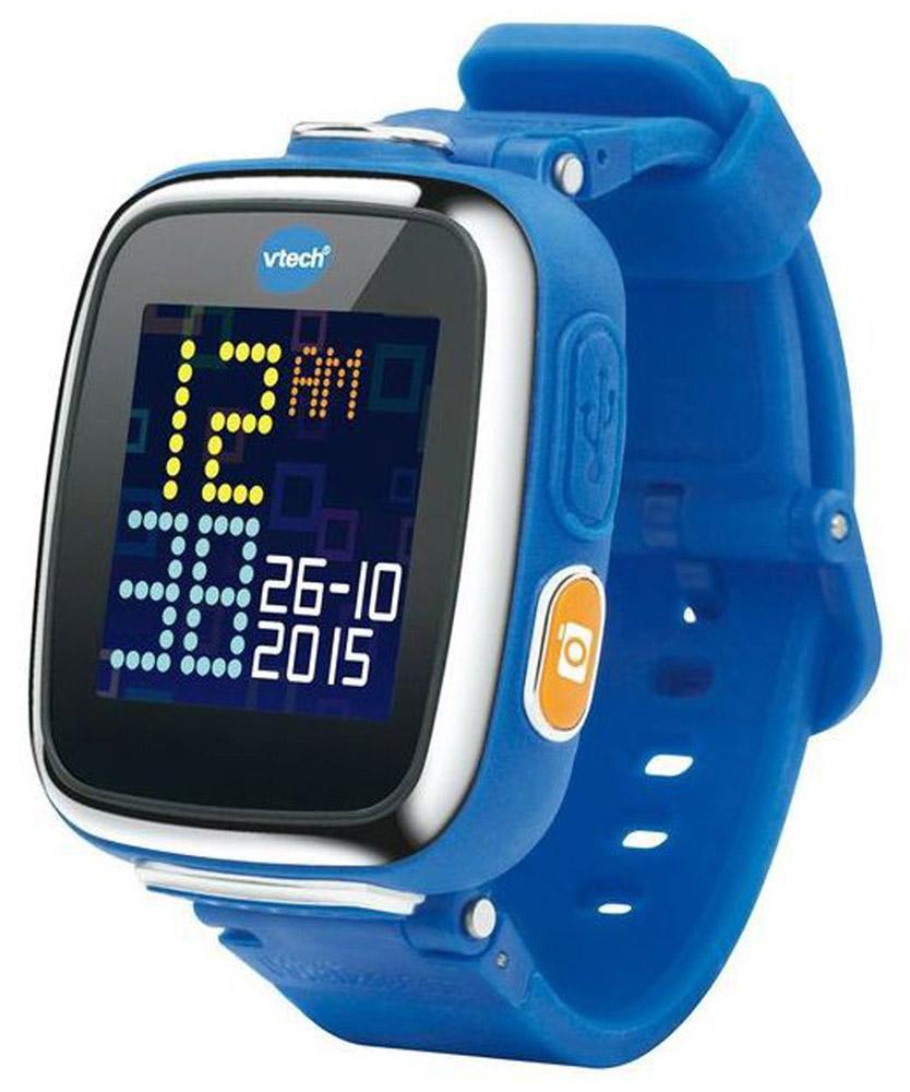 Vtech Детские наручные часы Kidizoom SmartWatch DX цвет синий - Умные часы