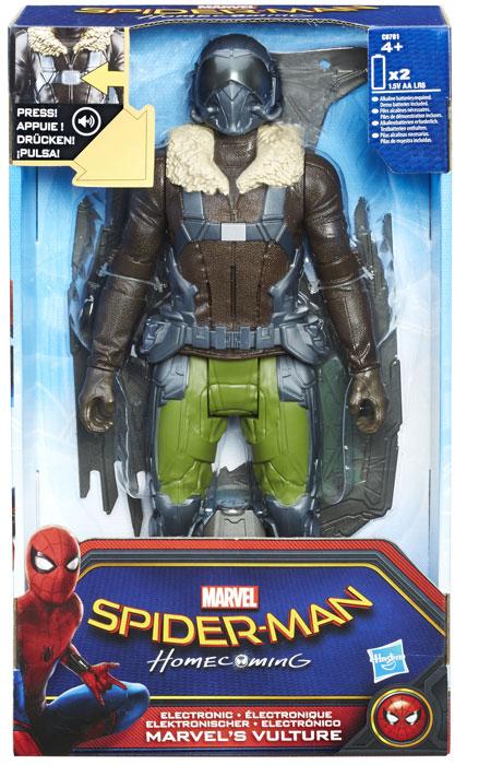 Spider-Man Фигурка Электронный злодей игровые наборы spider man игровой набор паутинные крылья
